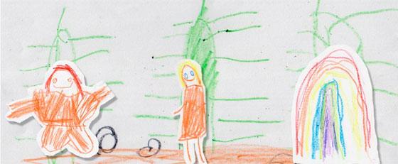 Bild aus dem Spiel Sissy's Magical Ponycorn Adventure