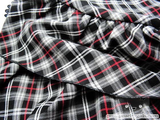 new yorker kleid, karostoff