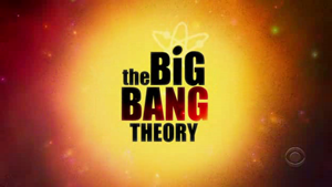 big bang theory logo shot
